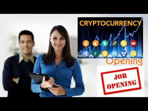 HOW TO FIND A CRYPTO CURRENCY  JOB? NEW JOB OPENING INTO BLOCKCHAIN SPACE