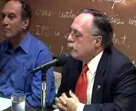 José Pertierra, Conference on the Posada Carriles Case, 14 junio 2007 (1 of 6)