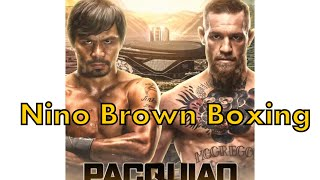 """Manny Pacquiao wants Conor McGregor next? What happen to the Twitter """"Call Out"""" of Bud & Spence?"""