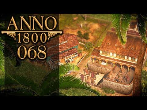 ANNO 1800 🏛 068: Perplexe Poncho-Platzierung