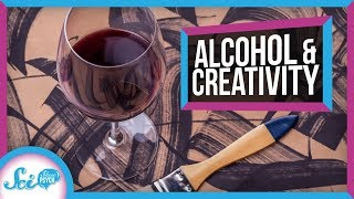 Alcohol Can Enhance Creativity—But at a Cost