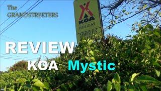 CAMPGROUND REVIEW Mystic KΟA CGR-006