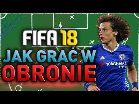 FIFA 18 - Jak skutecznie grać w obronie? - Nauka gry #1