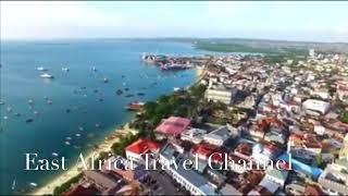 The History Swahili town of Zanzibar