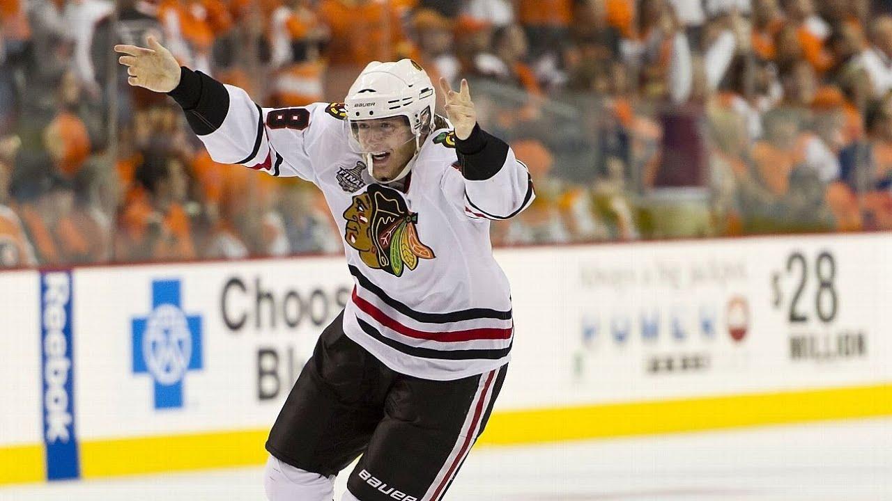 NHL Superstars' Biggest Career Goals (Part 1)