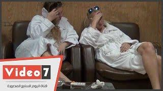 بالفيديو.. شاهد القبض على أكبر شبكة دعارة دولية بفندق بالقاهرة يقودها أوكرانيات