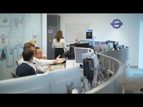 Network Operations Training For The Elizabeth Line