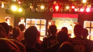 2014 11.11 ミルクス定期公演 樹生誕公演にて.
