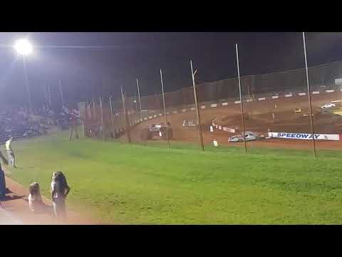 Dixie Speedway Monster Jam Freestyle