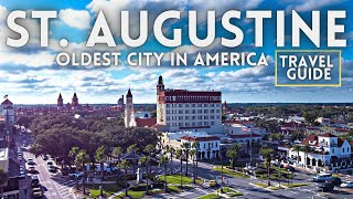 St Augustine Florida Travel Guide 2021