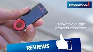 SanDisk Cruzer Dial USB Flash Drive