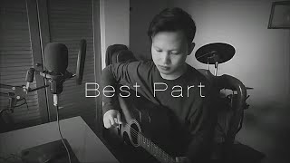 Gambar cover Best Part - Daniel Cesar ft. H.E.R (Cover by RISYAD)