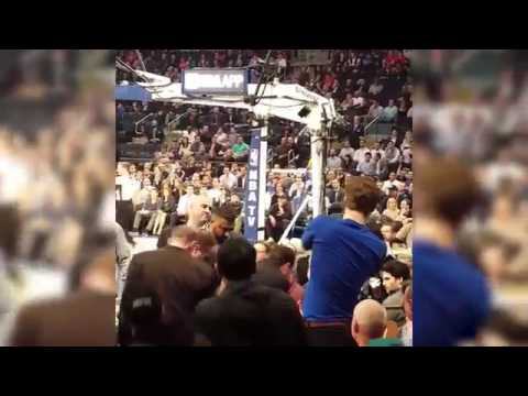 Oakley ejected from Madison Square Garden Uncut.