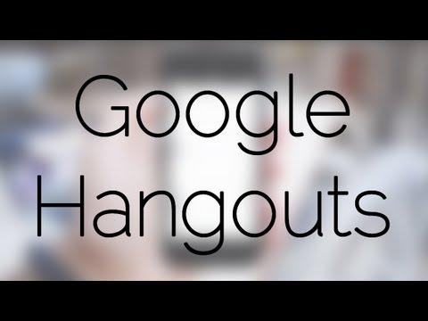 Hands On: Google Hangouts