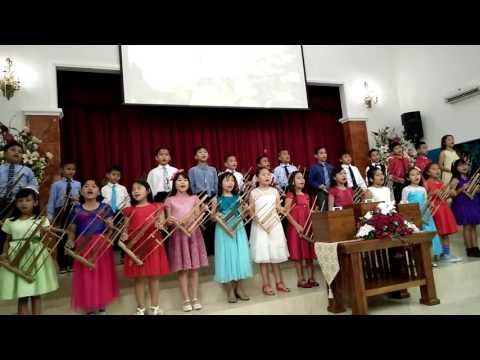 """In Moment Like This"" by Grade Three Dharma Putra Advent School"