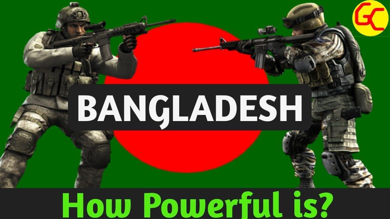b848733f732f Bangladesh Military Power 2018