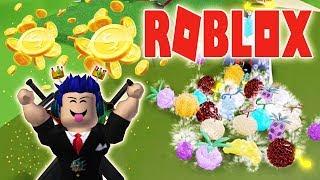Roblox - Bán Đủ Các Loại Trái Ác Quỷ Cho Hải Tặc Trở Thành Đại Gia Trong One Piece - Ro-Piece