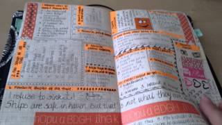 Mein all in one Bullet Journal (deutsch)