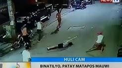BT: Binatilyo, patay matapos mauwi sa barilan ang kinasangkutang rambol
