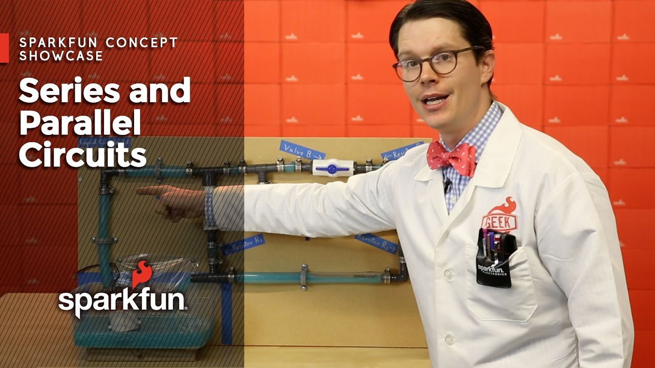 Series And Parallel Circuits Youtube Science 4th Grade Circuit