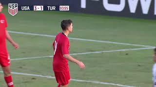 Nike International Friendlies: U-16 BNT vs. Turkey