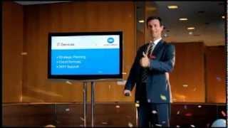 """""""Button Boss"""".... 2012 Konica Minolta TV Spot"""