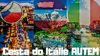 Cesta do Itálie autem - mýta, poplatky, tipy a rady... [ Táta & Adélka / #tataaadelka ]