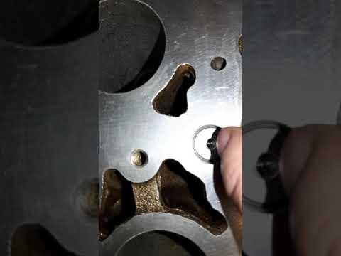 гбц ваз 16 кл обратный клапан 1