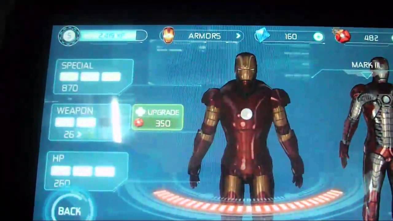 Iron Man 2 Game Review