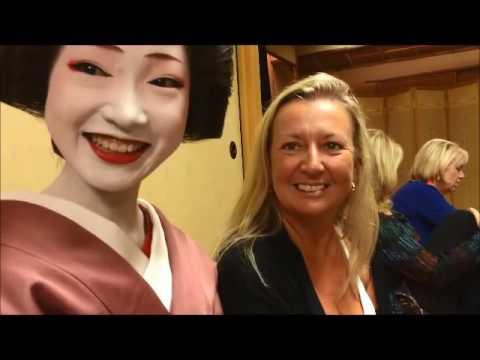 Kyoto, Japan Geisha Evening