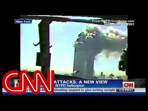 Video shows September 11th terror attacks