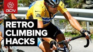 10 Weird And Retro Climbing Hacks