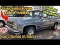 CHEVROLET CHEYENNE 1990 LA MAS BUSCADA joyas sobre ruedas silverado pickup trucks for sale autos