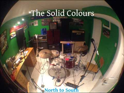 North to South - The Solid Colours