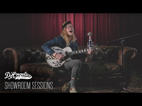 D'Angelico Showroom Sessions Ep. 5: Allen Stone
