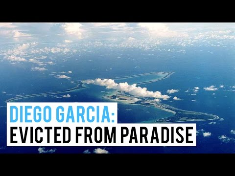 DIEGO GARCIA: EVICTED FROM PARADISE (PART 1/2)