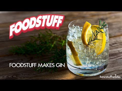 How Gin Is Made   FoodStuff