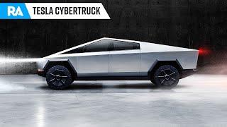 Tesla Cybertruck. 5 coisas que precisas de saber