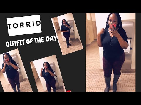 Torrid outfit of the day/clearance addition