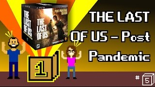 THE LAST OF US Post-Pandemic Edition PS3 (GAMESTOP EXCLUSIVE) REVIEW NO BRASIL