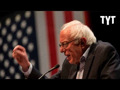 Bernie Sanders: Democrats MUST Stand For Something