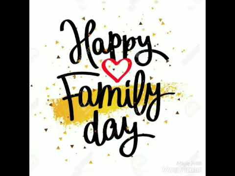 FAMILY GATHERING VIDEO & HAPPY  FAMILY DAY 06-02-2019