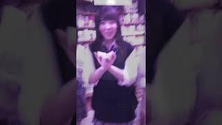 私の誕生日に祝いの全力ビンタ! 2月に名古屋のヴィレバンにて 岡崎→舞...