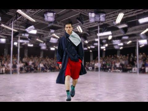 Lanvin   Menswear   Spring/Summer 2018   Paris Fashion Week
