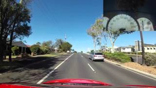 Lane Changing - Educational Visual Aid for NSW Learner Drivers
