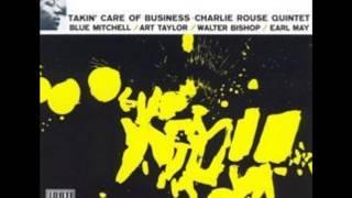 "Charlie Rouse Quintet, ""Pretty Strange"""