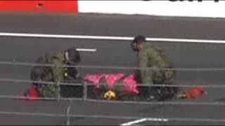 航空自衛隊百里救難隊 ツインリンクMOTEGI 捜索救難デモ U-125A UH-60.