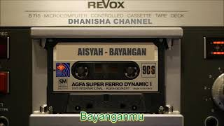 Aisyah - Bayangan | Clear Audio, Audio Jernih, HQ, HD, Teks, Lirik, bukan karaoke