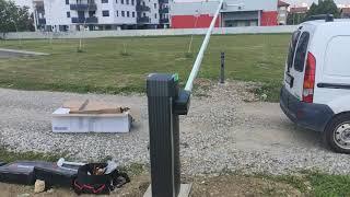 Video: Bariera de acces extensibila automata Motorline SIGMA, 3.6 - 6 m, 230 VAC