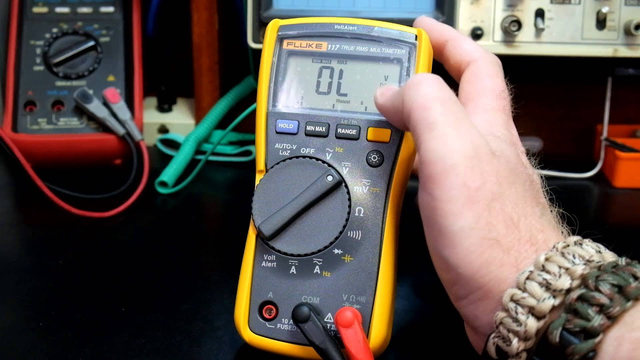 Fluke 117 VS Fluke 87 – Comparison Guide | HouseTechLab